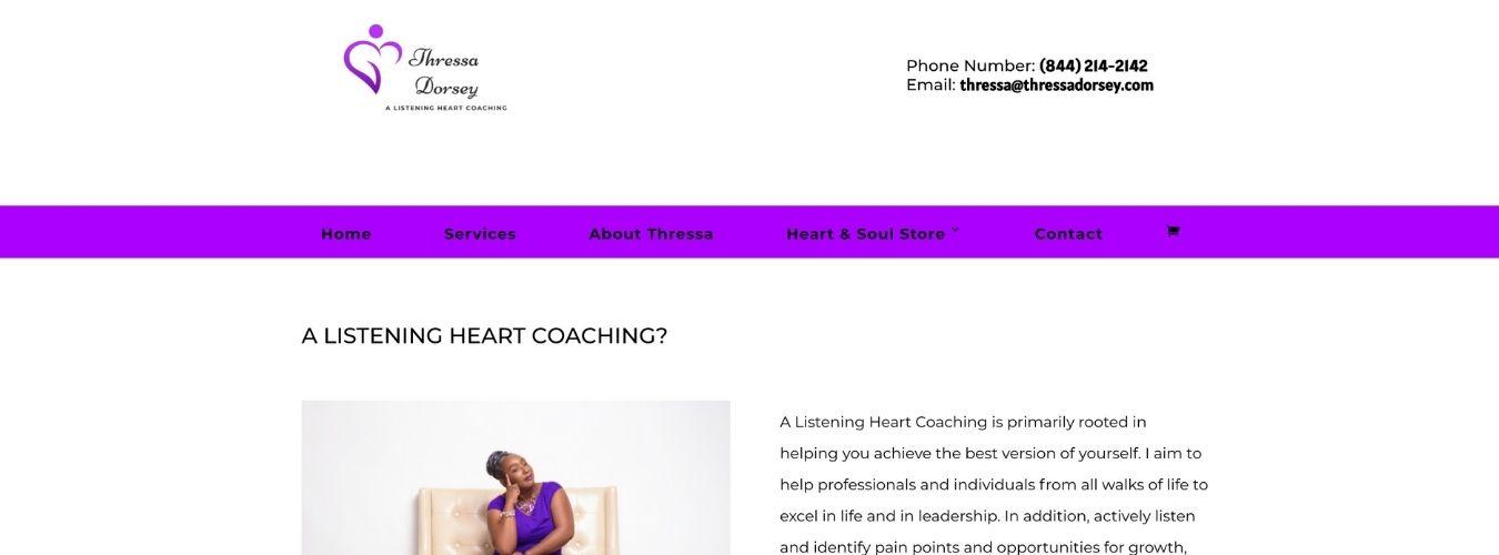 A Listening Heart Coaching